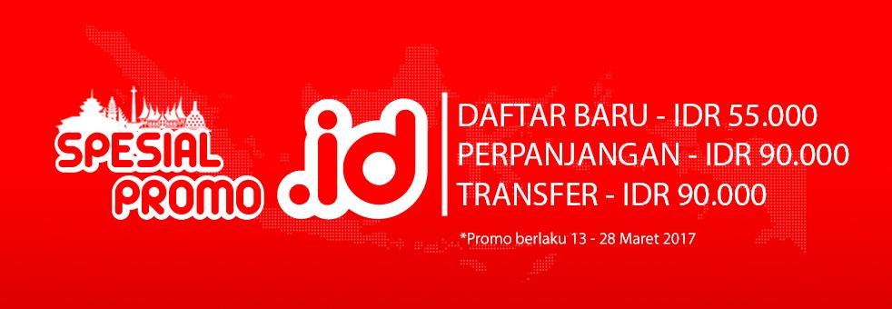 Promo Domain .ID